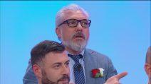 """Uomini e Donne, Rocco Fredella gela Gemma Galgani: """"A questo punto non mi concedo io!"""""""