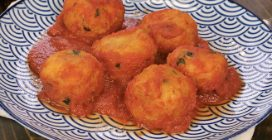 Cheese and Egg Balls: the italian dish you will fall in love with!