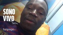 """Insulti in ospedale, parla Souleymane: """"Ecco la verità sulla notte in ospedale"""""""