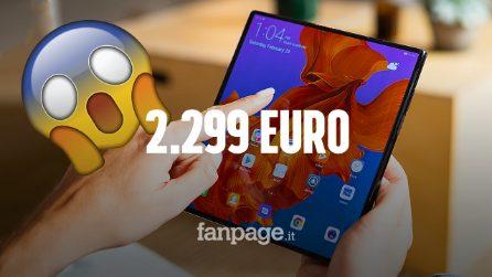 È iniziata l'era degli smartphone da 2.000 euro