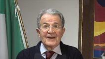 """L'appello al voto di Romano Prodi; """"Andate a votare alle primarie. Pd unica alternativa"""""""