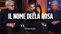 """""""Il nome della rosa"""": interviste al regista Giacomo Battiato, a Fabrizio Bentivoglio e Greta Scarano"""