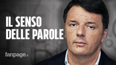 """Populismo, partito, popcorn: Matteo Renzi e le parole chiave del suo nuovo libro """"Un'altra strada"""""""