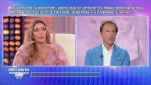"""Antonio Zequila litiga con Karina Cascella, poi la gaffe: """"Sei una cerebrolesa"""""""