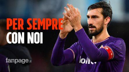 Un anno senza Davide Astori. Il ricordo del capitano della Fiorentina non morirà mai