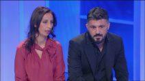 C'è Posta per Te - Rino Gattuso consola Giuseppe e Vittorio, due fratelli che hanno perso il padre