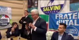 """""""Ho una famiglia normale, senza gay"""", imbarazzanti parole del candidato del centrodestra a Pontedera"""