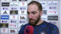 """Gonzalo Higuain: """"Napoli-Juventus? Ecco per chi faccio il tifo"""""""