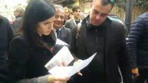 """Centri antiviolenza, le donne a Raggi: """"Salvare la Casa Internazionale e Lucha y Siesta"""""""