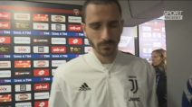 """Juventus sconfitta a Marassi, Bonucci: """"E' un incidente di percorso"""""""