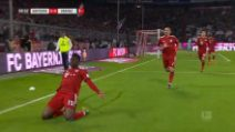 Bundesliga, Bayern Monaco-Mainz 6-0: gol e highlights