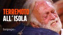 Terremoto all'Isola dei Famosi: via capo progetto e autori dopo il video contro Riccardo Fogli