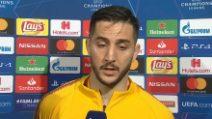 """Roma fuori dalla Champions, Manolas: """"Var usata così è una vergogna"""""""