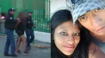 Il patrigno abusa della bambina di 7 anni, mamma trasmette live su Facebook: il momento dell'arresto