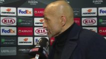 """Inter, Spalletti: """"Icardi convocato? Chiedete a Marotta"""""""