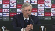 """Europa League, Ancelotti al Napoli: """"Vietato fare calcoli"""""""