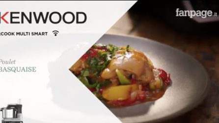 Ricetta Basquaise - Kenwood kCook Multi Smart