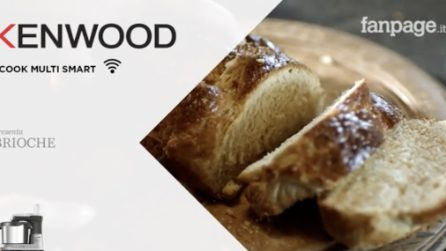 Ricetta Brioche - Kenwood kCook Multi Smart