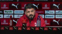 """Milan, Gattuso: """"Serve salto di qualità. Abbiamo tutto da perdere"""""""