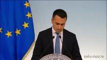 """Di Maio: """"Interdetto da Salvini, ha messo in discussione governo"""""""
