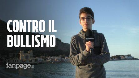 """Palermo, Alessandro 14 anni: """"Mi bullizzavano perché sembravo effeminato, ora combatto"""""""