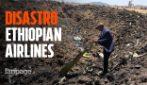Disastro aereo in Etiopia: tra le 157 vittime anche 8 italiani