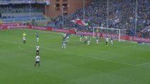 Serie A, Sampdoria-Atalanta 1-2: highlights