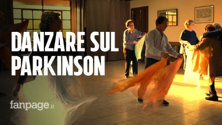 """Arona, la leggerezza dei malati di Parkinson che fanno danzaterapia: """"Sembra di volare"""""""