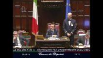 Il sottosegretario Barra Caracciolo che non sa se è ancora sottosegretario