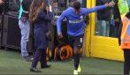 """""""Auguri, mi regali la maglia?"""", la reazione di Keita Balde durante Inter-Spal"""