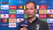 """Champions, Allegri: """"Non dobbiamo sbagliare niente, Douglas Costa out"""""""
