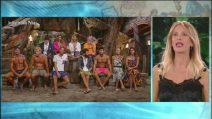 Via alla nona puntata dell'Isola, Marcuzzi si scusa con Fogli