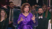 """Alda D'Eusanio a Soleil: """"Sei una prepotente che si impone con i muscoli""""."""