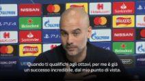 "Manchester City, Pep Guardiola: ""In Champions siamo ancora come teenagers"""