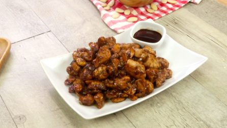 Chinese almond chicken recipe: an easy and tasty way to cook chicken!