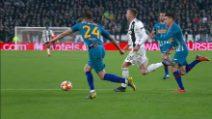 Champions: Bernardeschi decisivo, l'analisi dell'azione del rigore