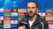 """Champions, Leonardo Bonucci: """"Qualcuno già esultava, abbiamo avuto i c..."""""""