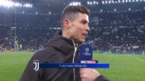 """Champions, Cristiano Ronaldo: """"Notte magica, con questa mentalità si va lontano"""""""