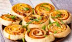 Ham & Cheese Pinwheels: so easy and tasty!