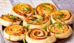 Ham & Cheese Pinwheels: so easy and tasty!
