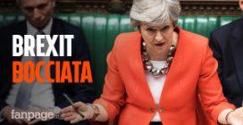 Brexit, bocciato di nuovo l'accordo portato in Parlamento da Theresa May: cosa succede ora