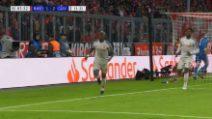 Champions, Bayern Monaco-Liverpool 1-3: gol e highlights