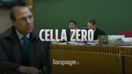 """Processo """"Cella Zero"""": """"Sì, sono loro quelli che ci picchiavano"""""""