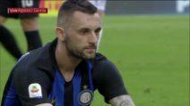 Inter, dubbio Brozovic: riuscirà a partire dal 1° nel derby?