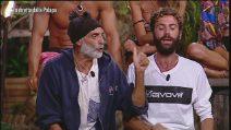 L'Isola dei Famosi 2019: la lite tra Paolo Brosio e Luca Vismara