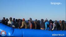 Ong italiana salva 50 migranti: scontro tra Salvini e Di Maio per lo sbarco