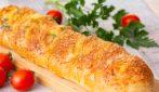 Pizza stromboli: il rotolo farcito perfetto per una cena sfiziosa!