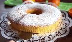 Orange Cake: Fluffy And Easy To Make