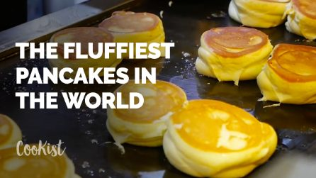 Japanese pancakes: the fluffiest pancakes in the world!