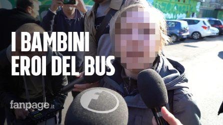 """San Donato Milanese, bus in fiamme: """"Diceva 'dovete soffrire come le mie figlie morte in mare'"""""""